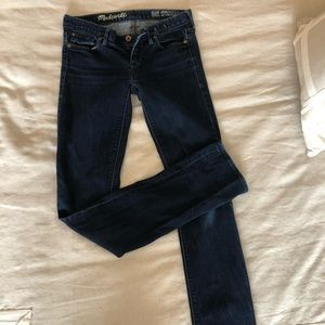 Madewell Jeans 25 x 34